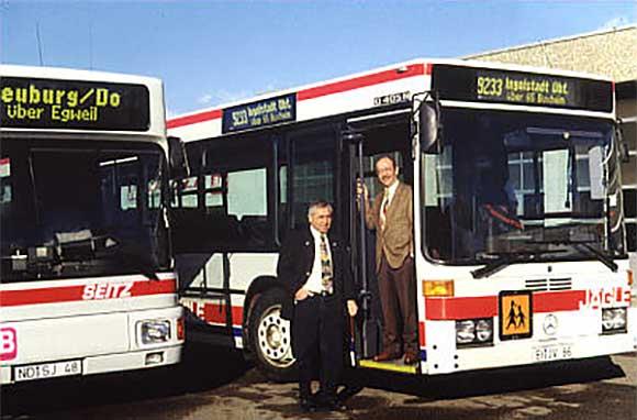 Gebrüder Jägle - Jägle-Bus