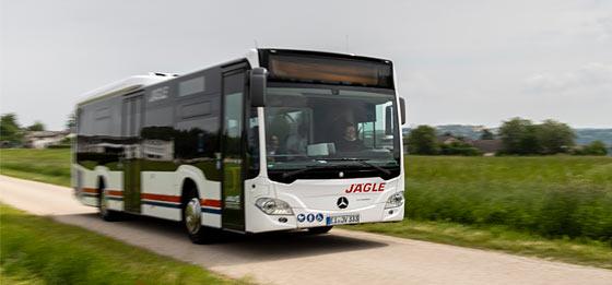 Schnellbusl-Linien - Jägle Bus