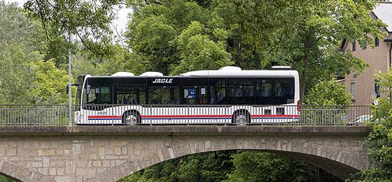 Busse im Schulverkehr - Jägle Bus
