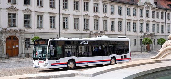 Stadtlinien - Jägle Bus
