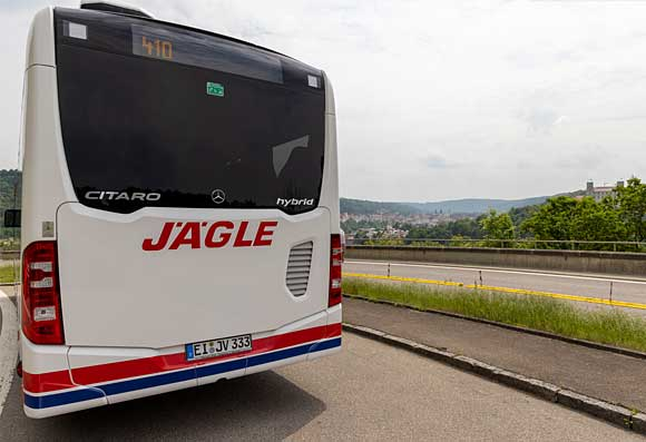 Jägle Bus - ÖPNV (Öffentlicher Personen-Nahverkehr)